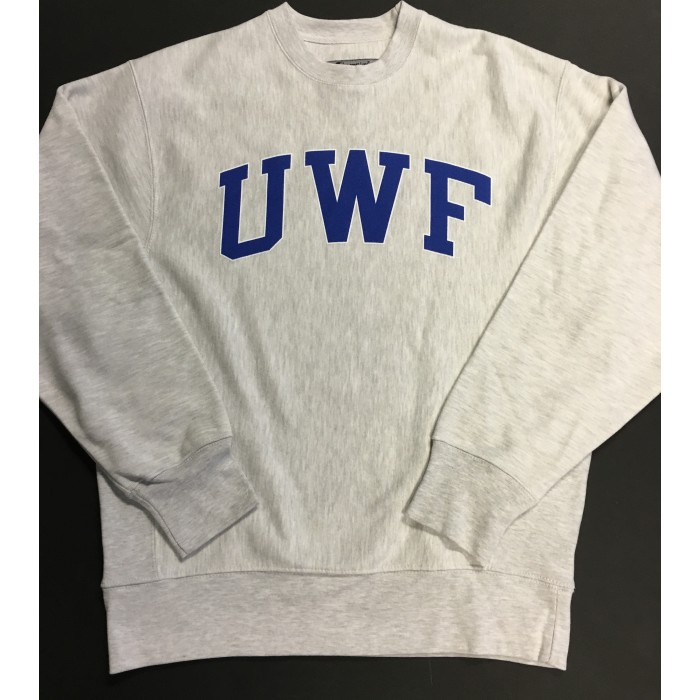 LIGHT GREY UWF SWEATSHIRT