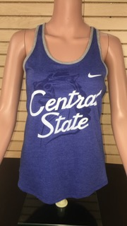 Central State Racerback