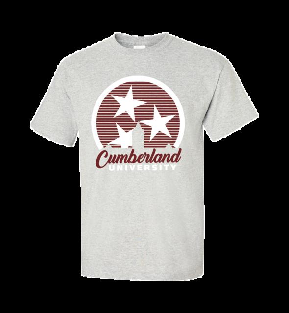 Cumberland University Tristar Tshirt