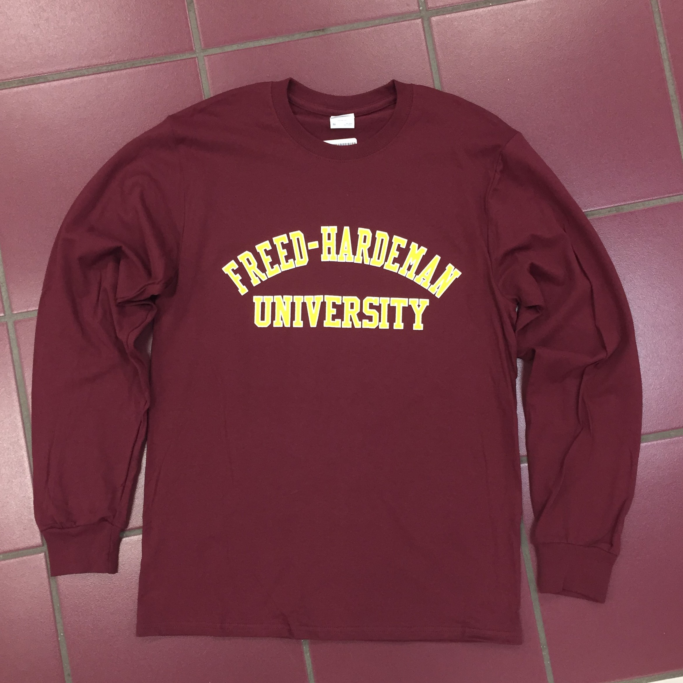 FHU Arched Long Sleeve