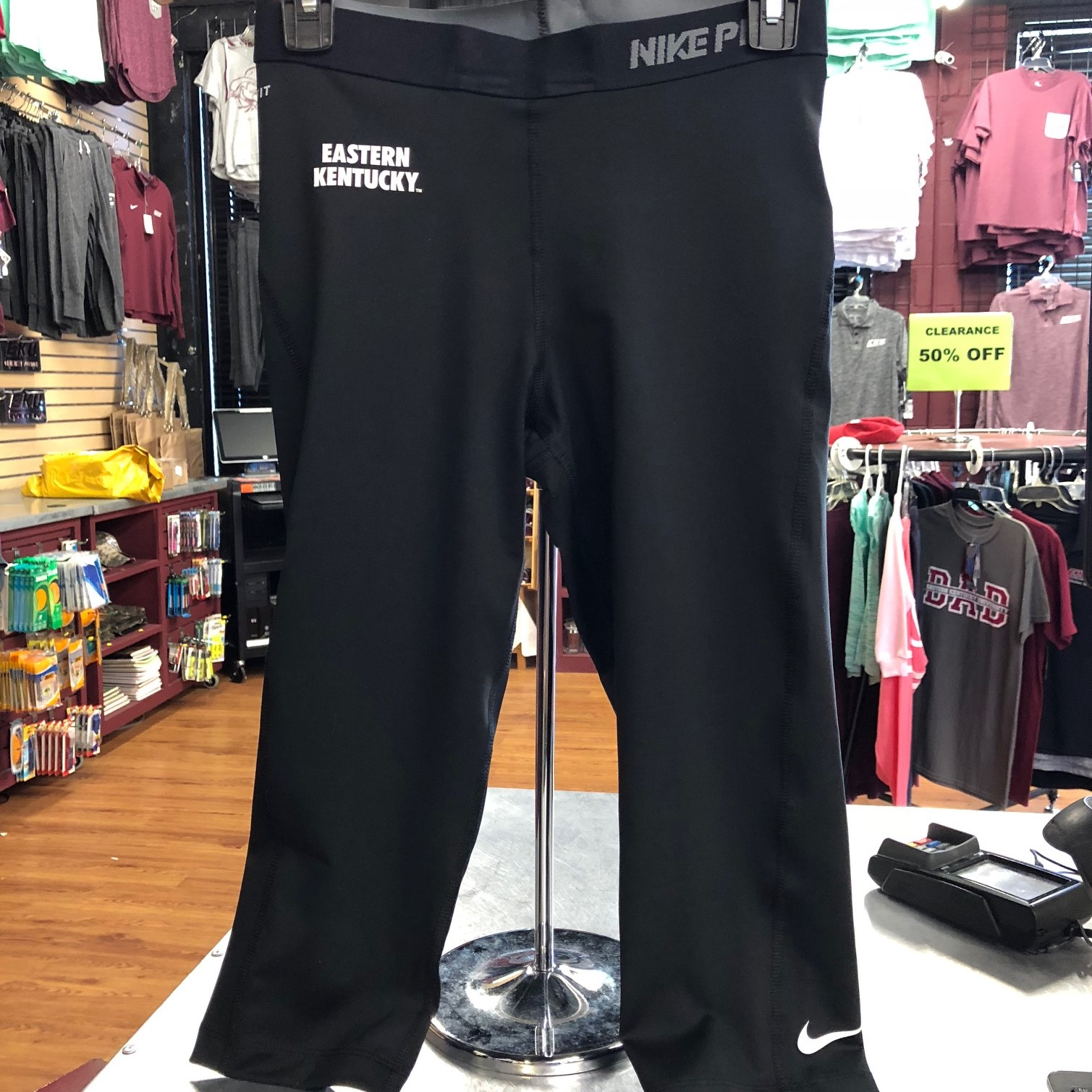 CLEARANCE NIKE DRI-FIT CAPRI