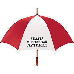 Atlanta Metropolitan State College 62'' Windshaft Umbrella