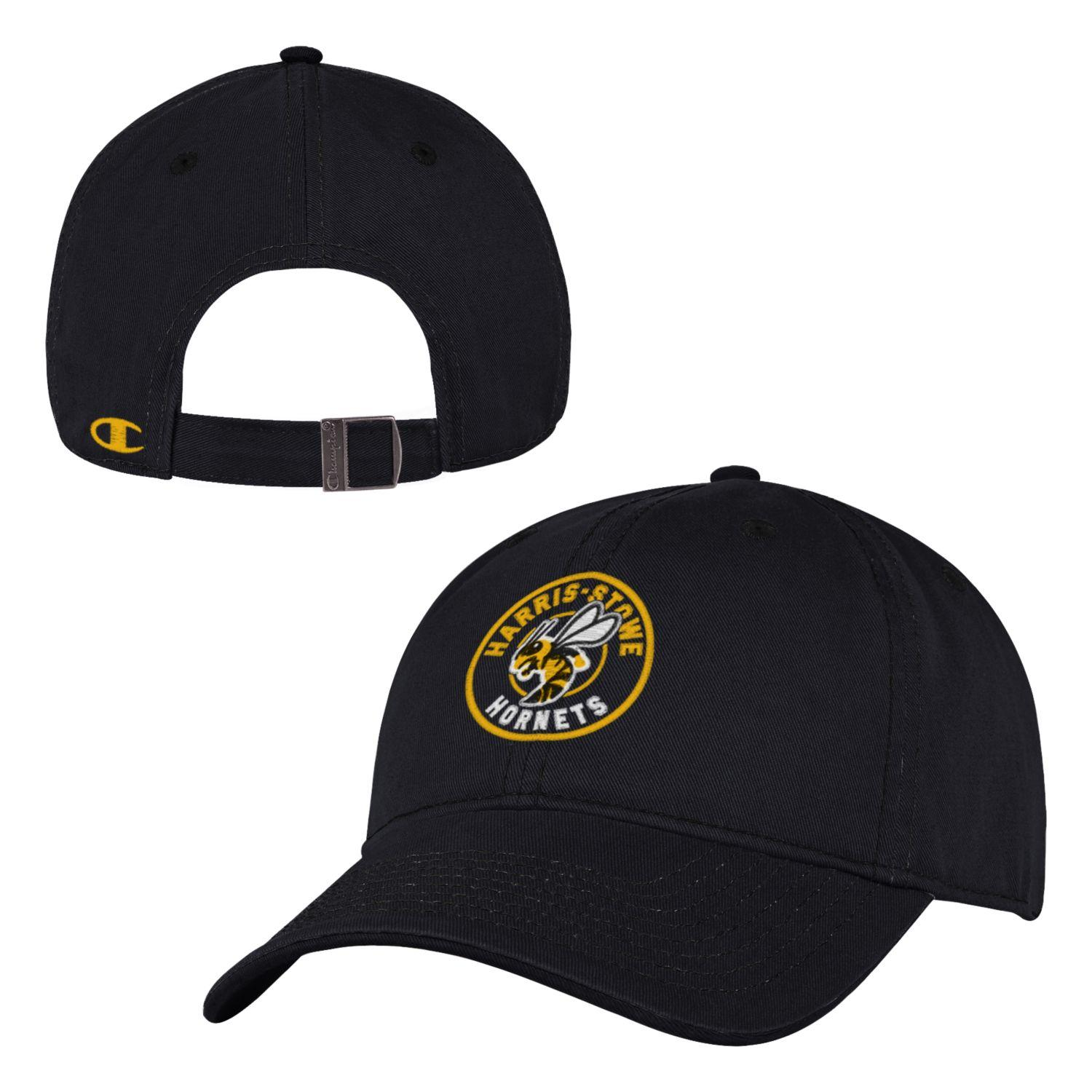 Harris Stowe Hornets Embroidered Baseball Hat