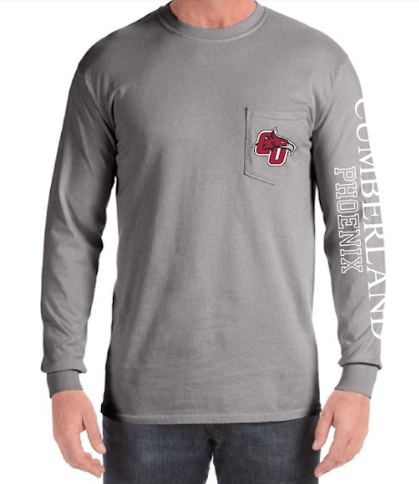 Cumberland Phoenix Comfort Colors Long Sleeve Shirt