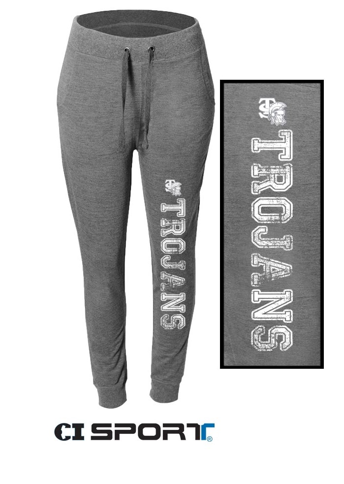 Ladies French Terry Sweat Pants