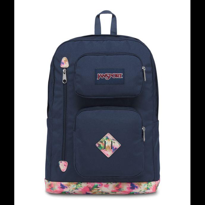 Austin Backpack - Watercolor Blooms