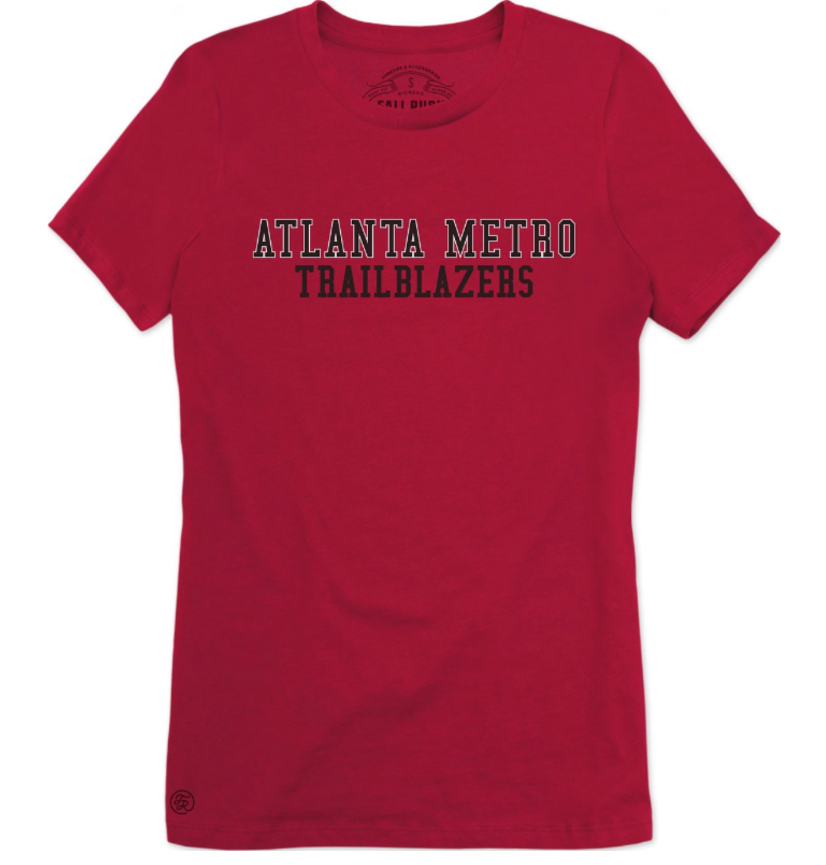 Atlanta Metropolitan State College Trailblazers Women's Short Sleeve T-Shirt