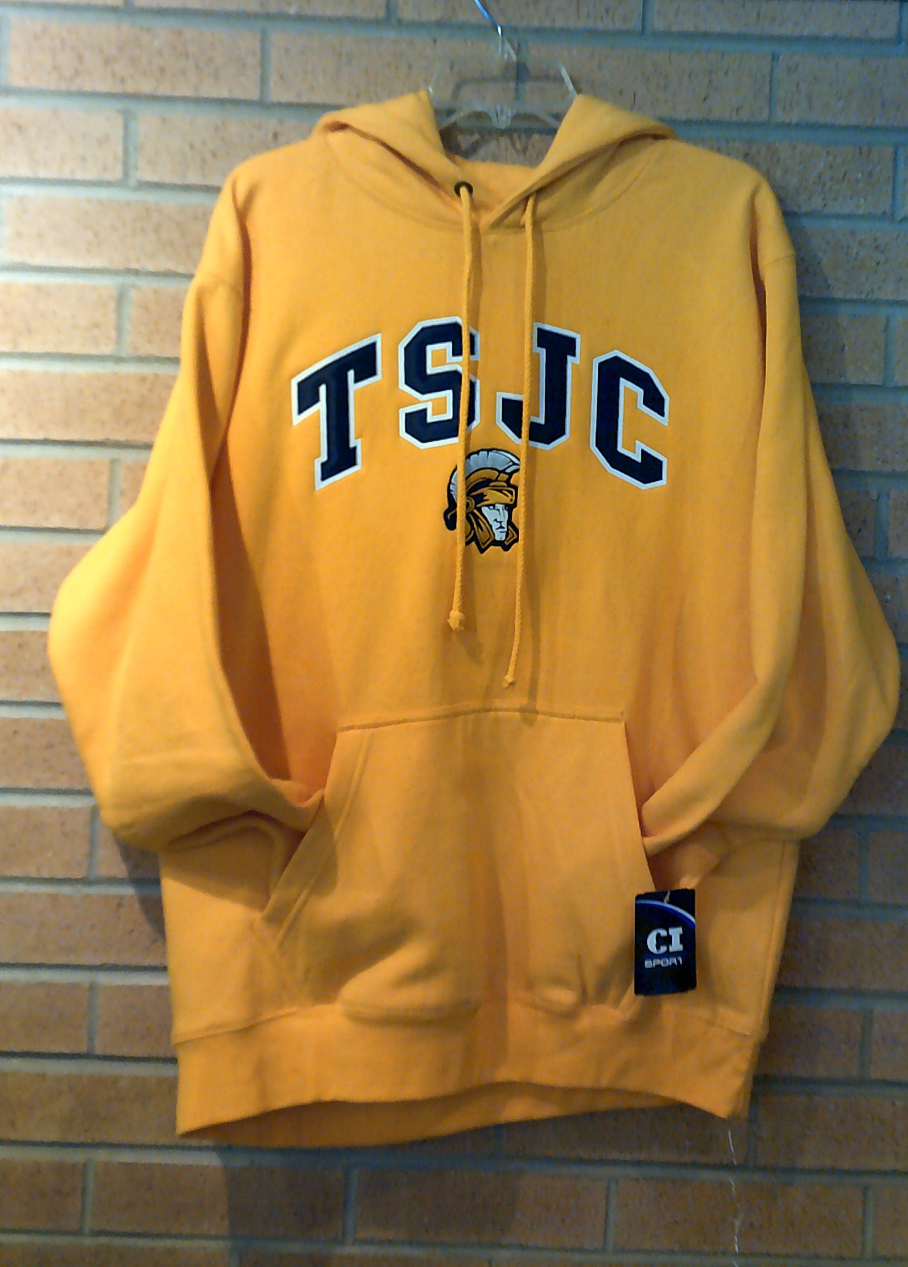 TSJC Trojan Hoodie