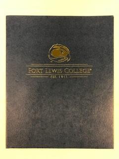 Fort Lewis College Two-Pocket Folder