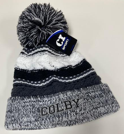 Pom Pom Stocking Cap