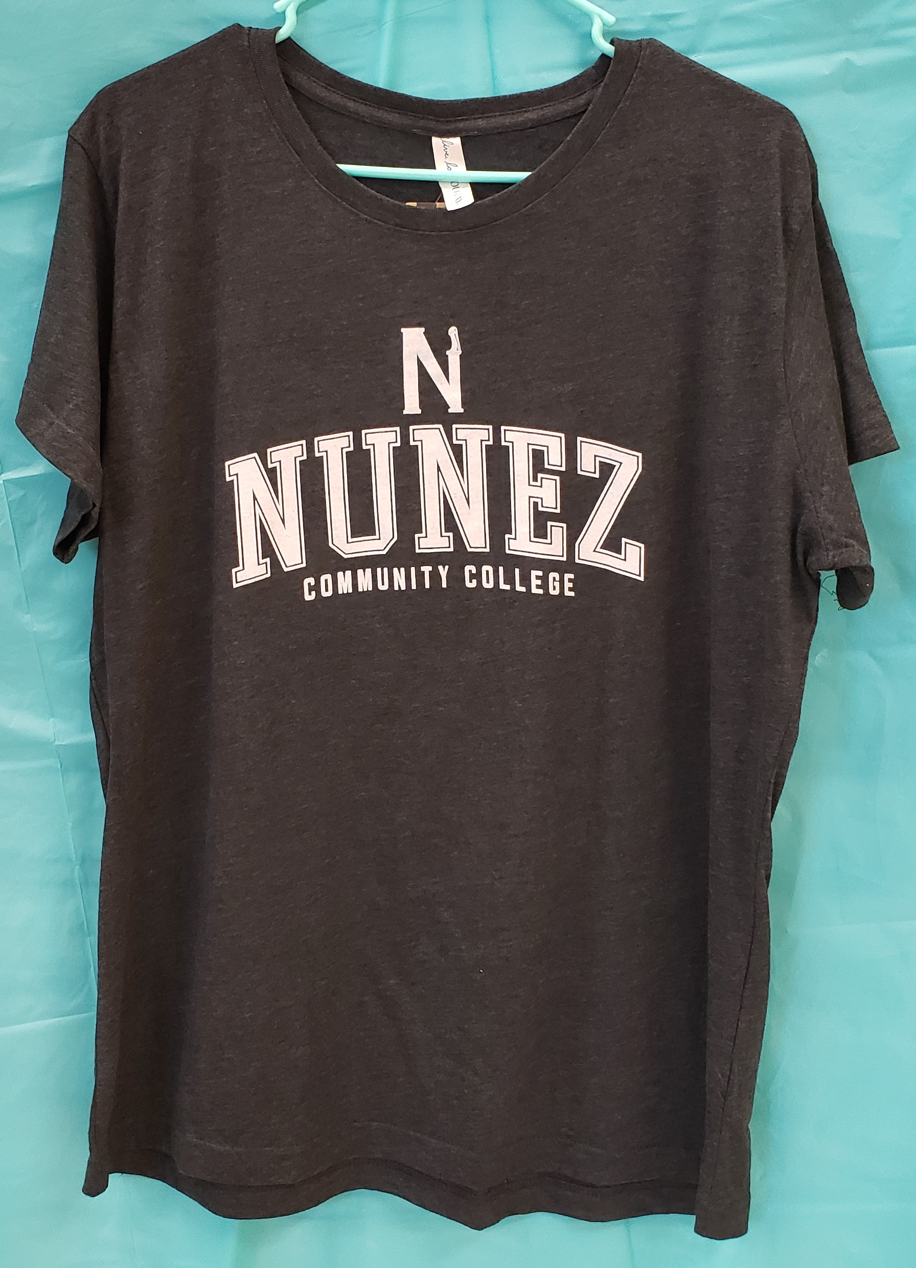 Dark Grey Nunez CC Tee