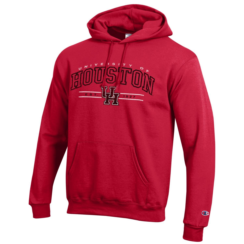 University of Houston Hoodie Red