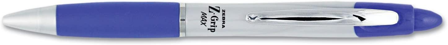Z Grip Retractable Ball Point Pen