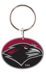 Raven Head Key Chain