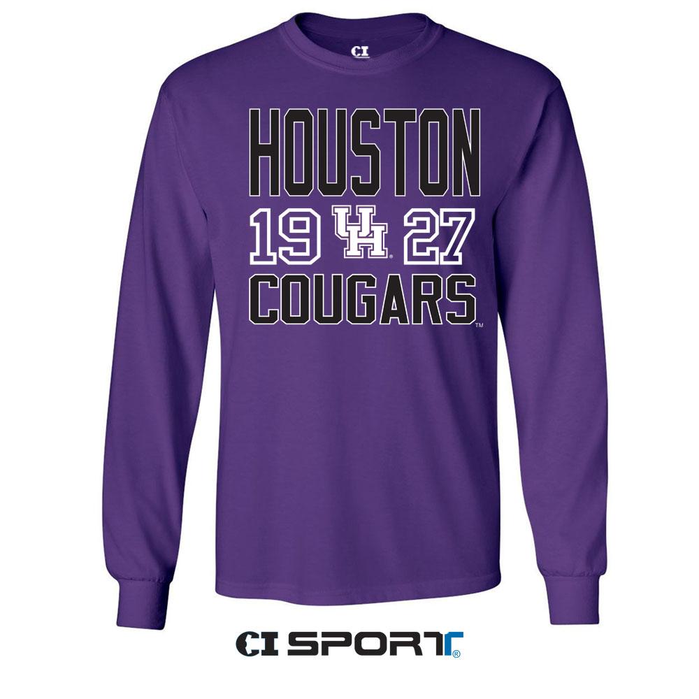 Houston Cougars 1927 Longsleeve