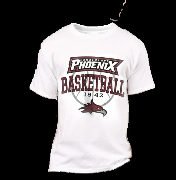 Cumberland Phoenix Basketball Tshirt