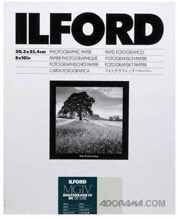 Ilford Photo Paper Pearl