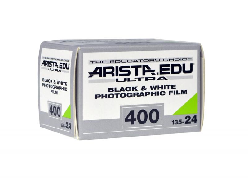 Arista Black & White Film