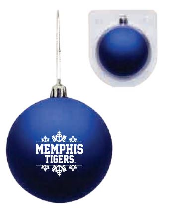 Shatterproof Ornament - Blue
