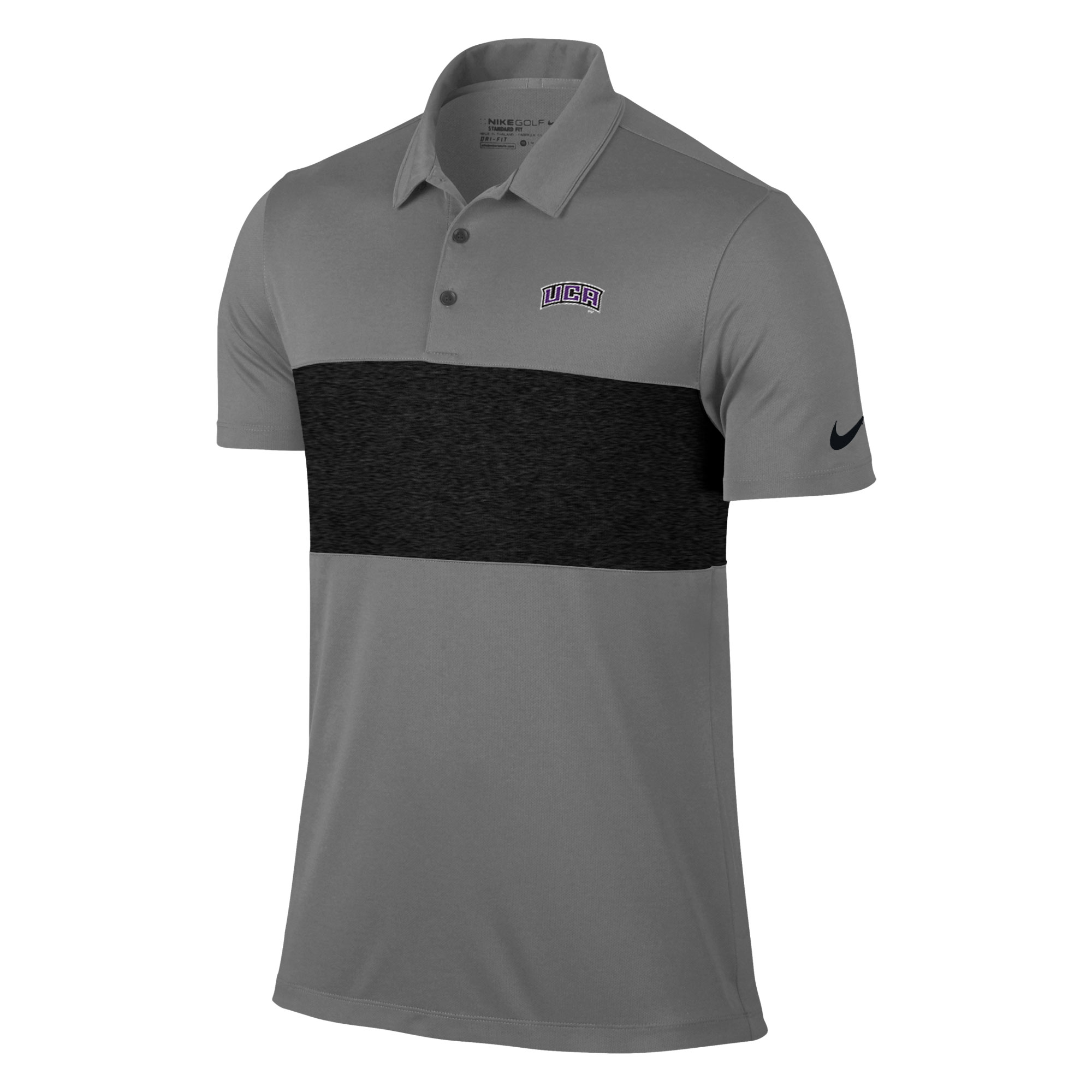 Breathe Colorblock Polo