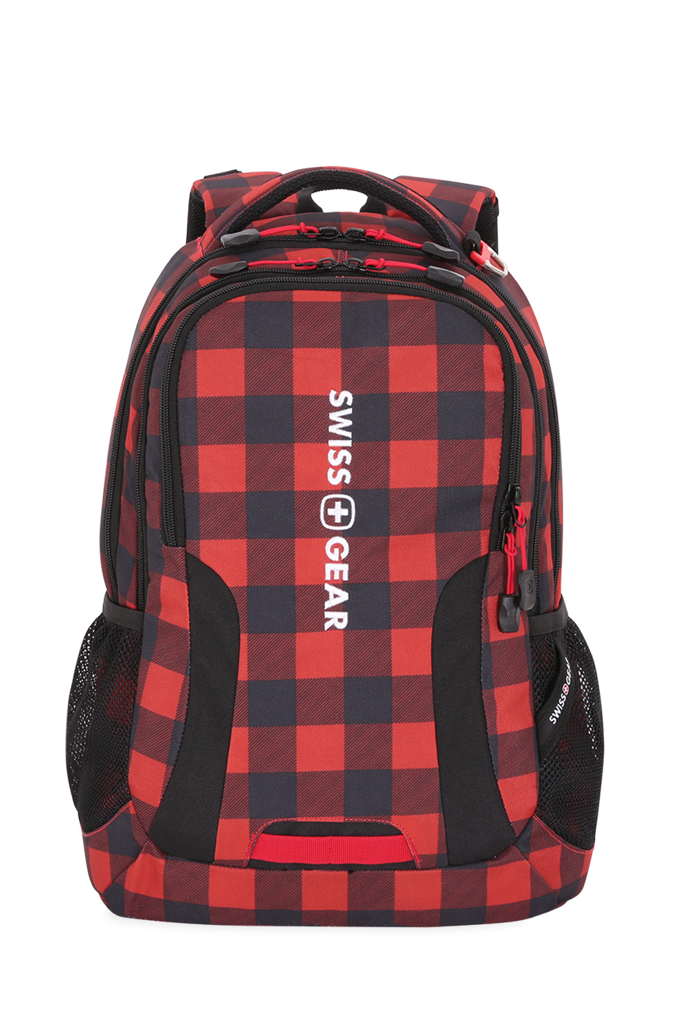 Swiss Gear Plaid Backpack
