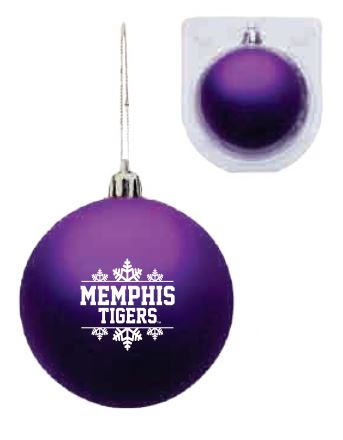 Shatterprood Ornament - Purple
