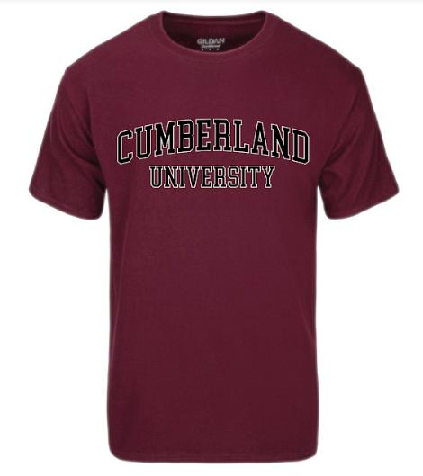 Youth Cumberland University Basic Tshirt