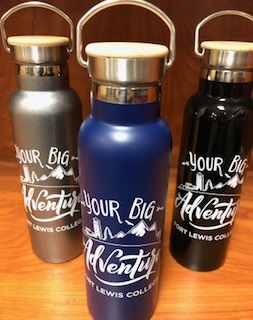 "FLC ""Your Big Adventure"" Water Bottle"