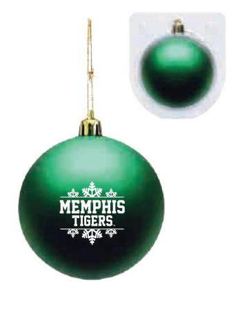 Shatterproof Ornament - Green