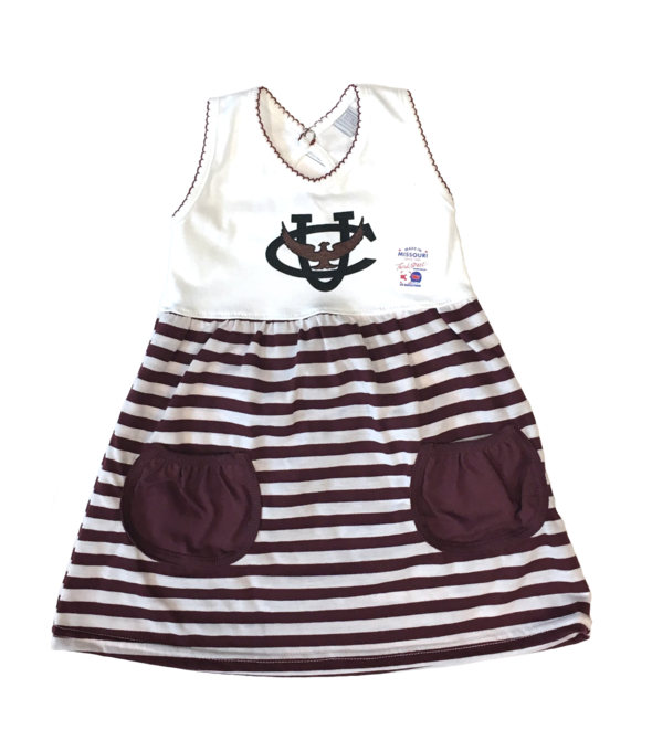 CU Girl's Spirit Dress