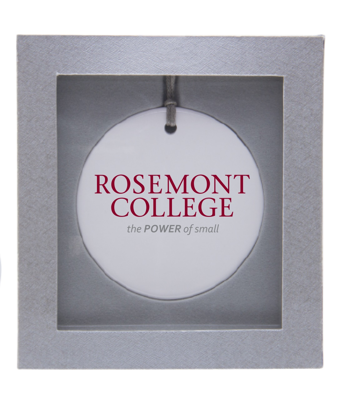 Rosemont College Ornament