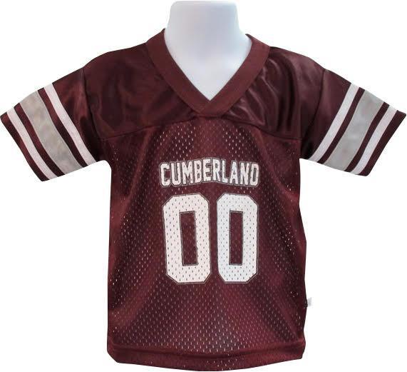 Cumberland Youth Football Jersey