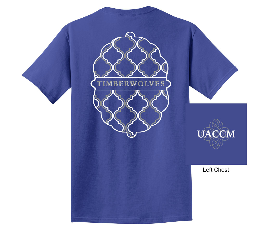 UACCM Ladies T-Shirts