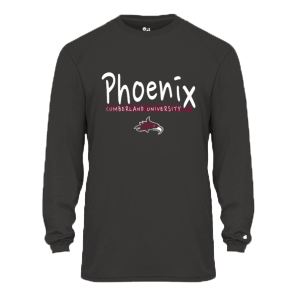 Cumberland University Phoenix B-Core Youth Long Sleeve Shirt