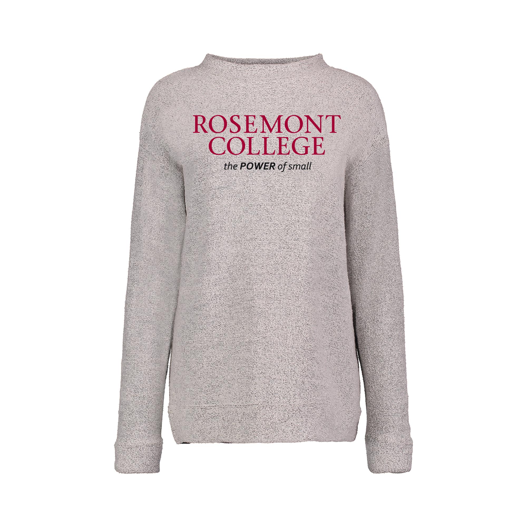 Grey Heather Sweater