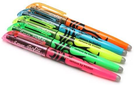 Erasable Highlighter Pen