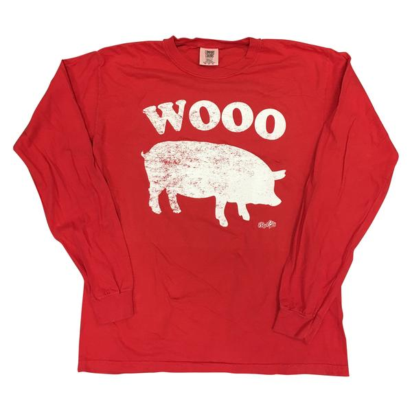 WOOO PIG- LONG SLEEVE