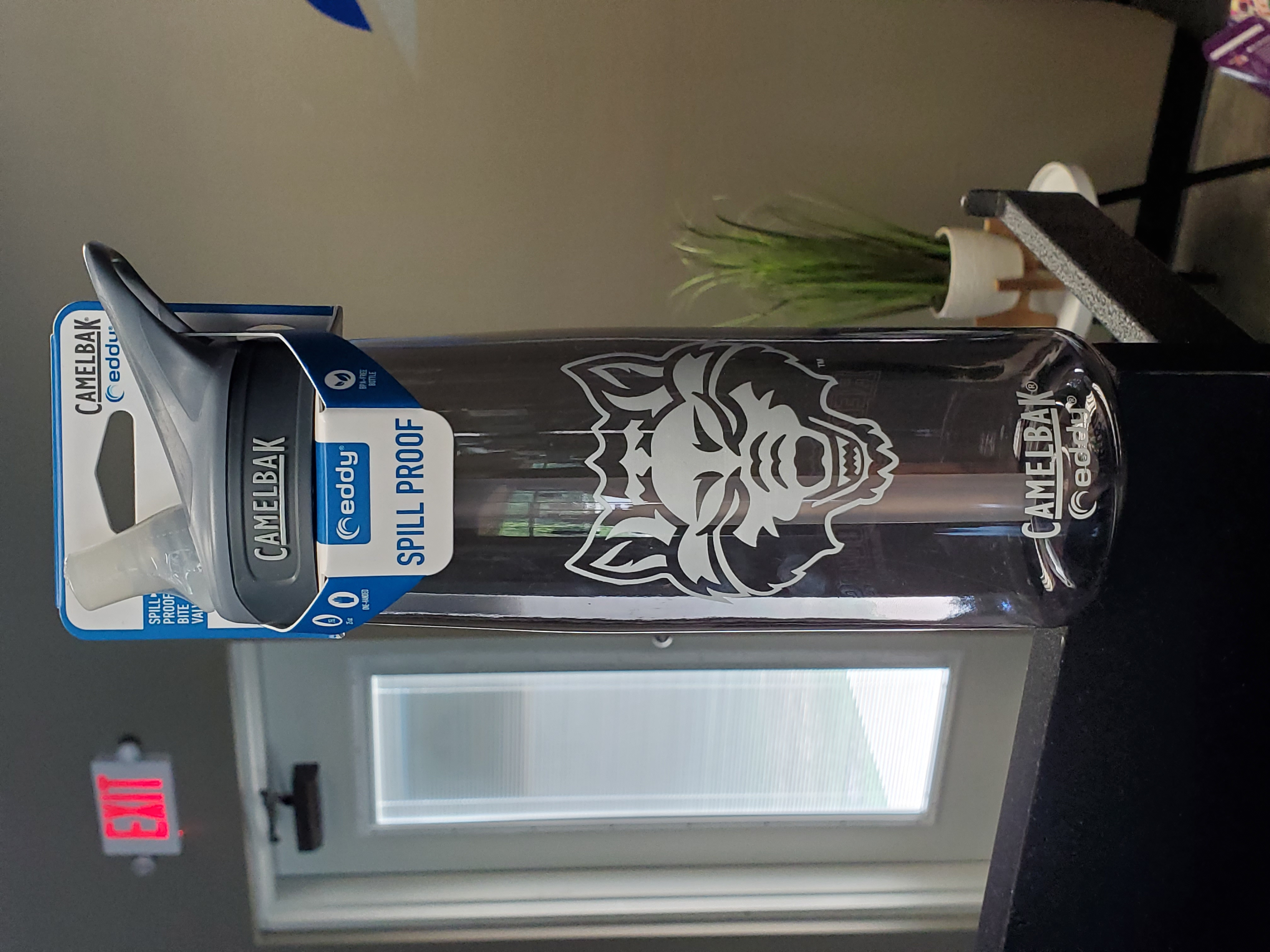 Camelbak Red Wolves Waterbottle