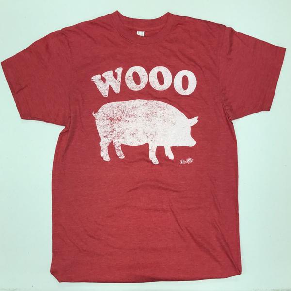 Wooo Pig SS Tee