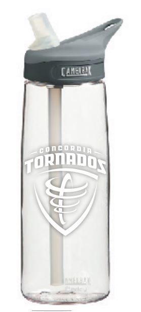 Eddy CamelBack 25 oz. Mascot Water Bottle - Clear