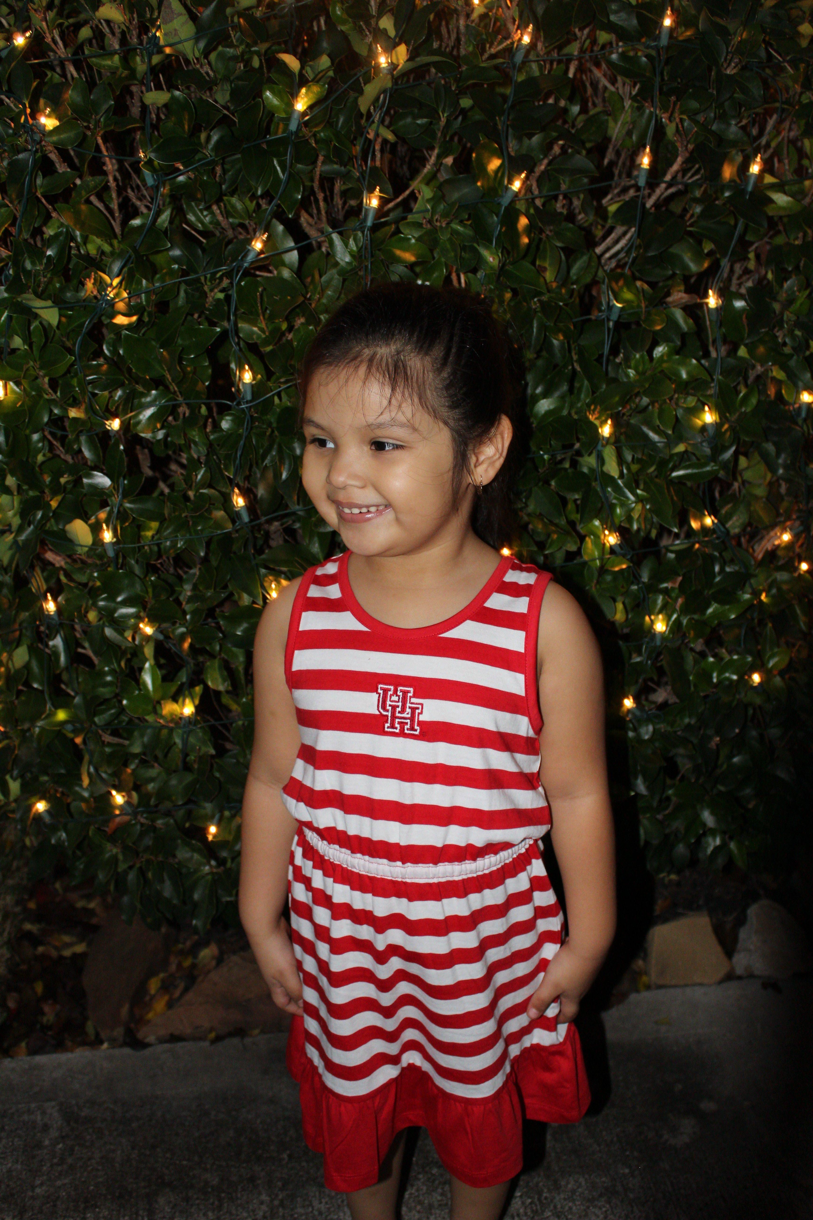 UH Stripe Toddler Dress