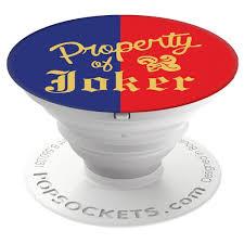 PopSocket Property of Joker