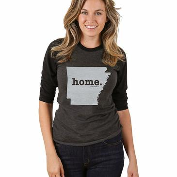 Arkansas Home Baseball T