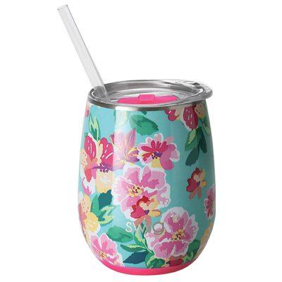 Swig Print Stemless Cup