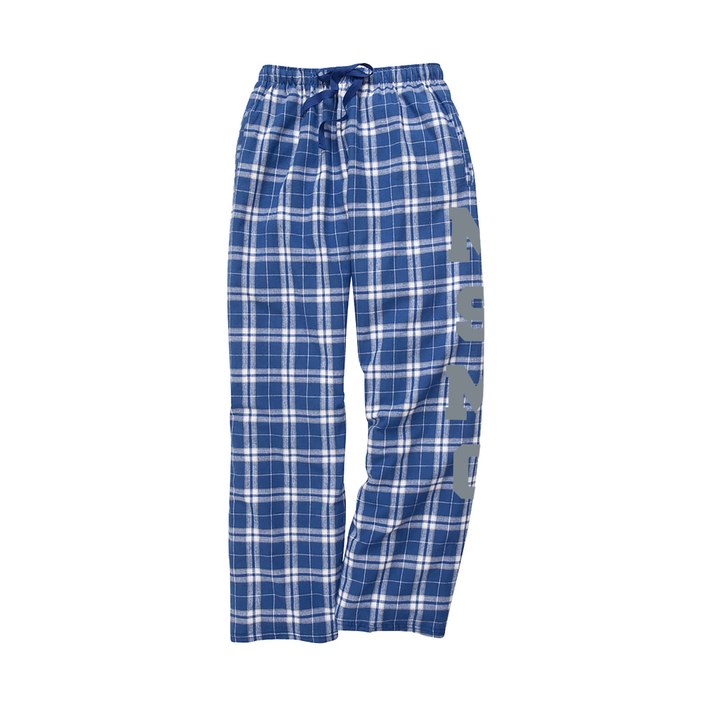 Flannel Pant - Royal