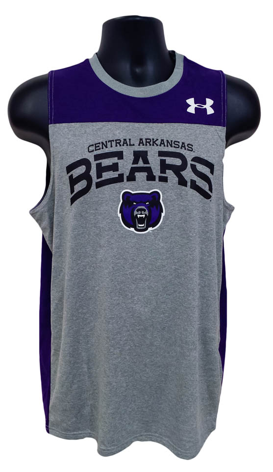 SMU Central Arkansas Bears Tank