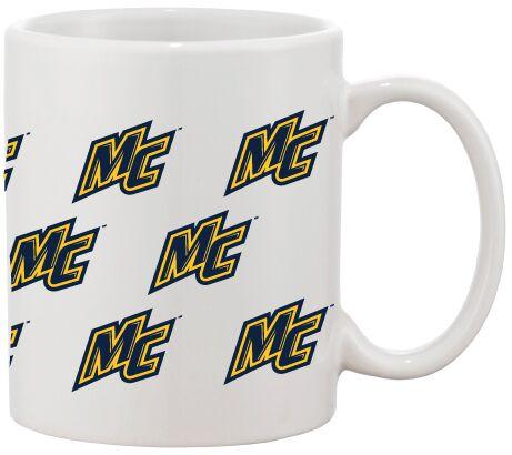 White MC Mug