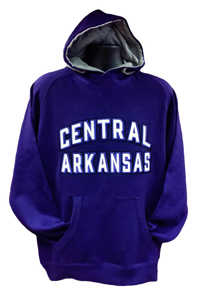 Central Arkansas Heritage Pullover Hood