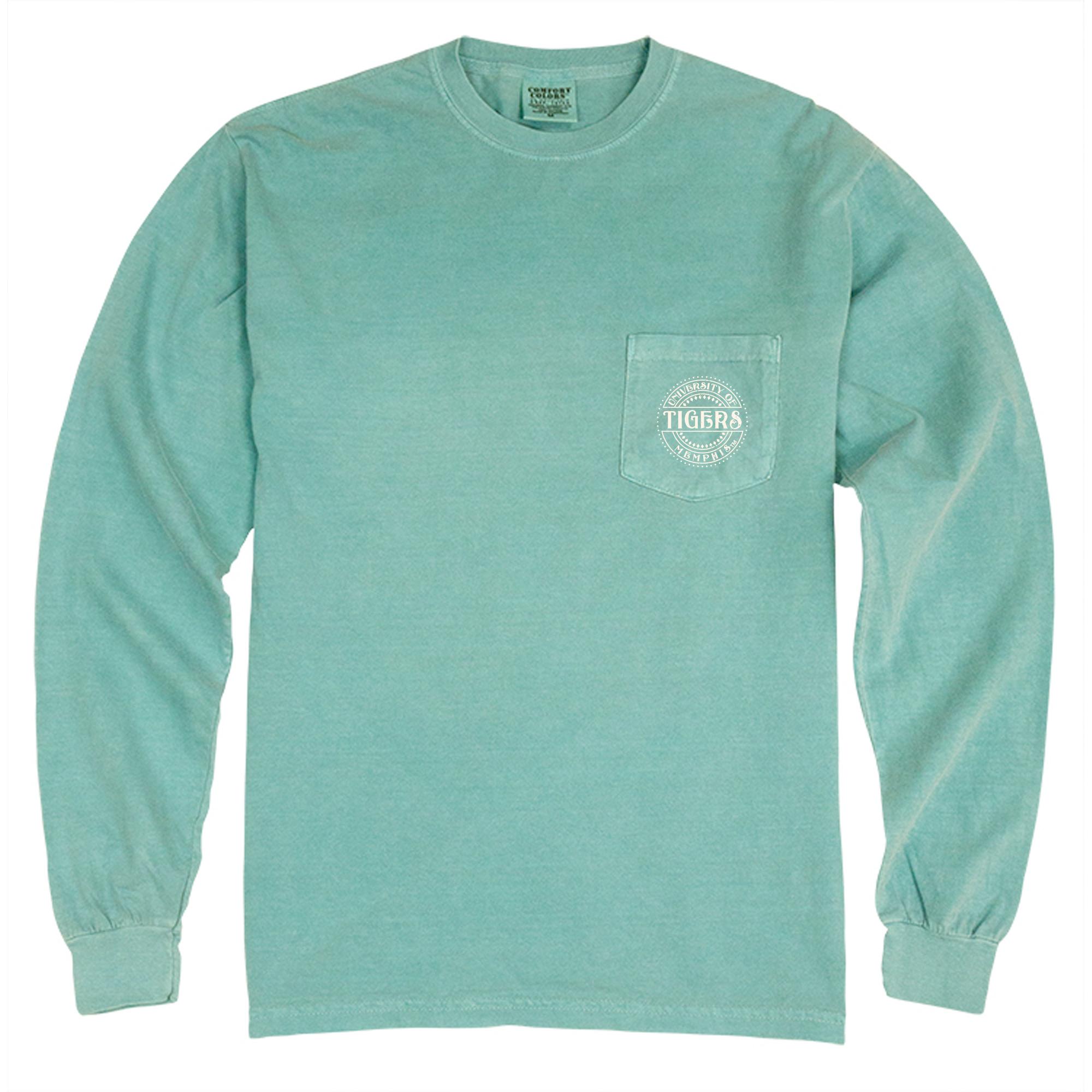 University of Memphis Long Sleeve Tee Shirt