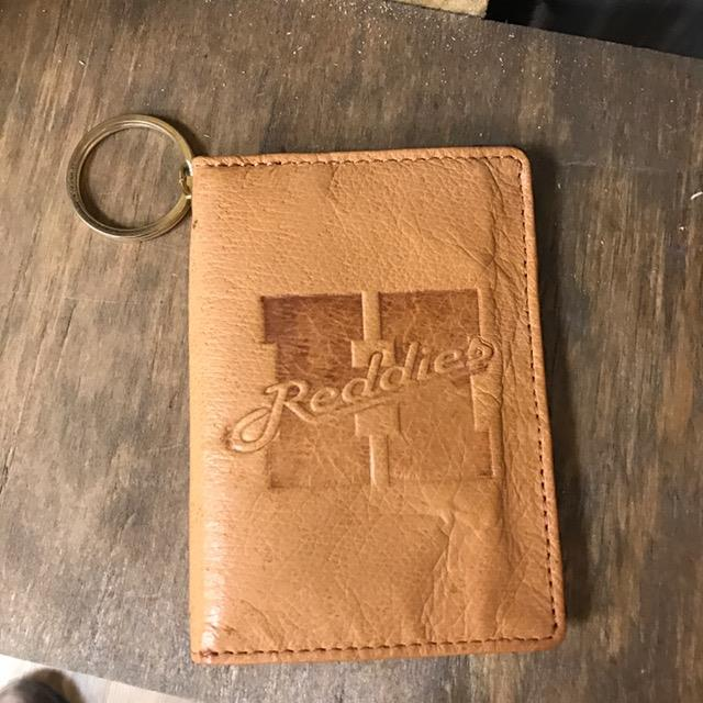 Leather I.D. Holder